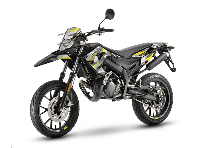 Senda X-Treme 50 SM Camo | Supermotard - Derbi
