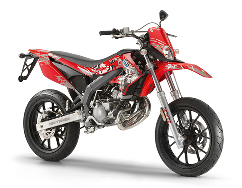 supermotard racing moto derbi